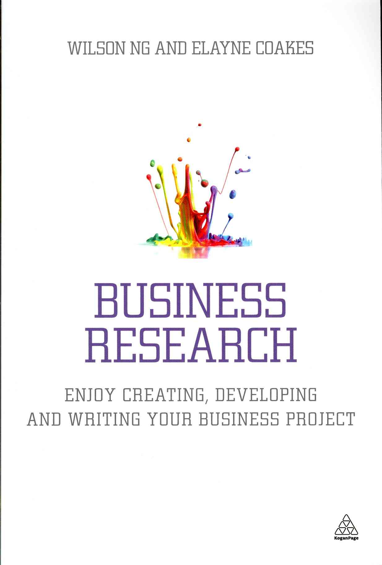 Business Research By Ng, Wilson/ Coakes, Elayne
