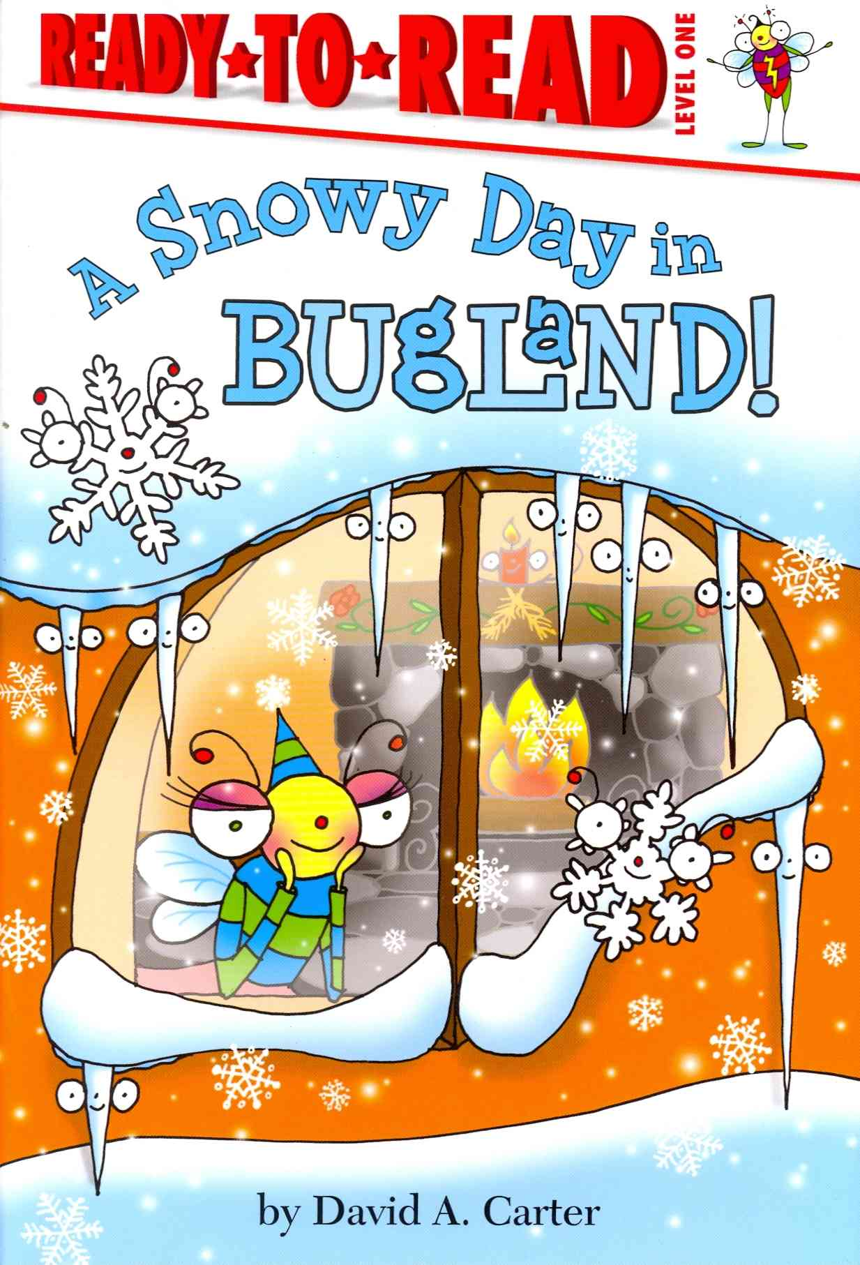 A Snowy Day in Bugland! By Carter, David A./ Carter, David A. (ILT)